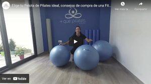 Como elegir una pelota de pilates o fitball consejos